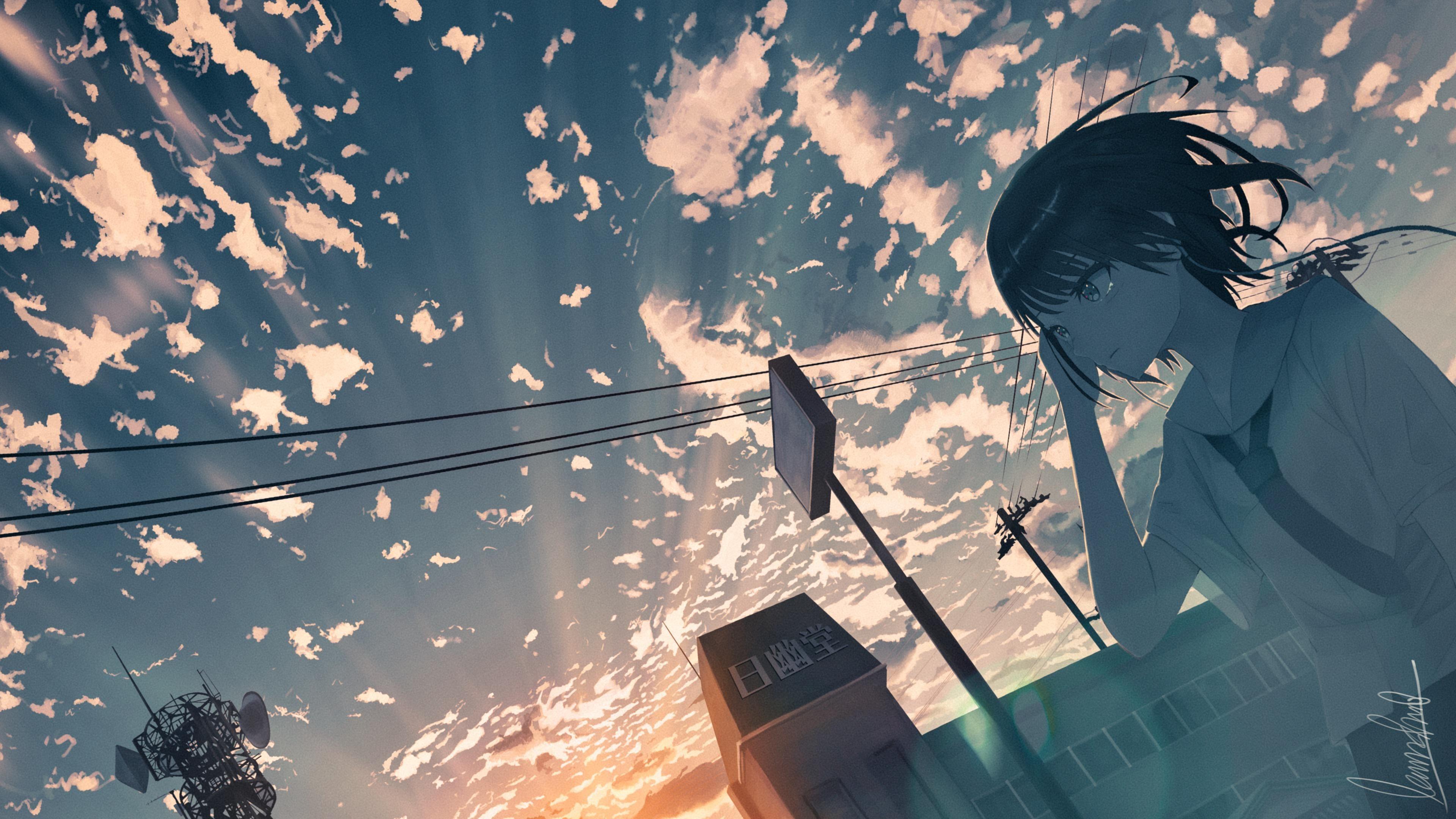 Pin By Bogdan Teodoru On Desktop Wallpapers Anime Wallpaper Download Cool Anime Wallpapers Hd Anime Wallpapers 31 anime landscape wallpaper