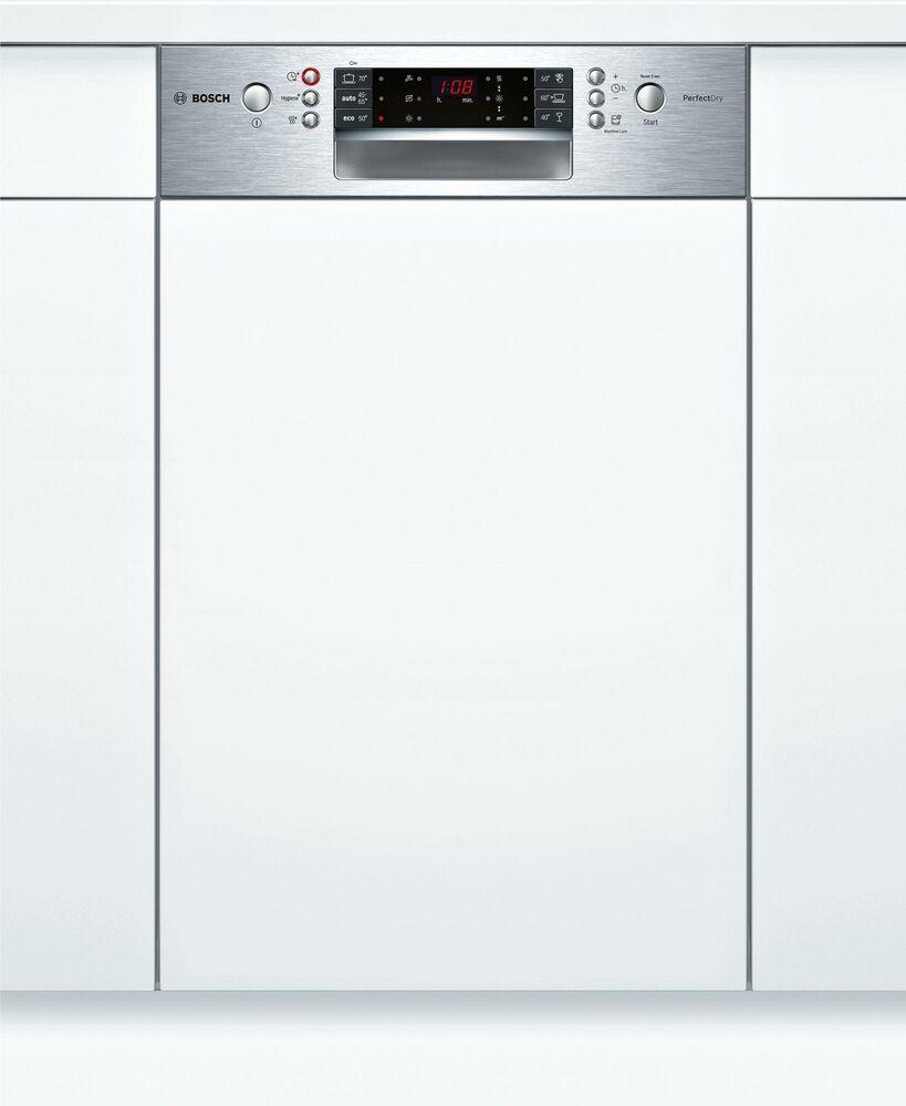 Bosch SPI66TS01E A integrierbarer EinbauGeschirrspÃler