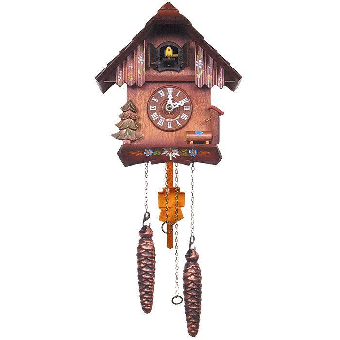 Coos Coo Clocks Coo Coo Clock Bird Black Forest German Cuckoo