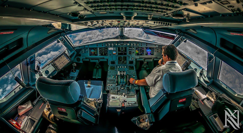 своё фотографии из кабины пилота хороши такие