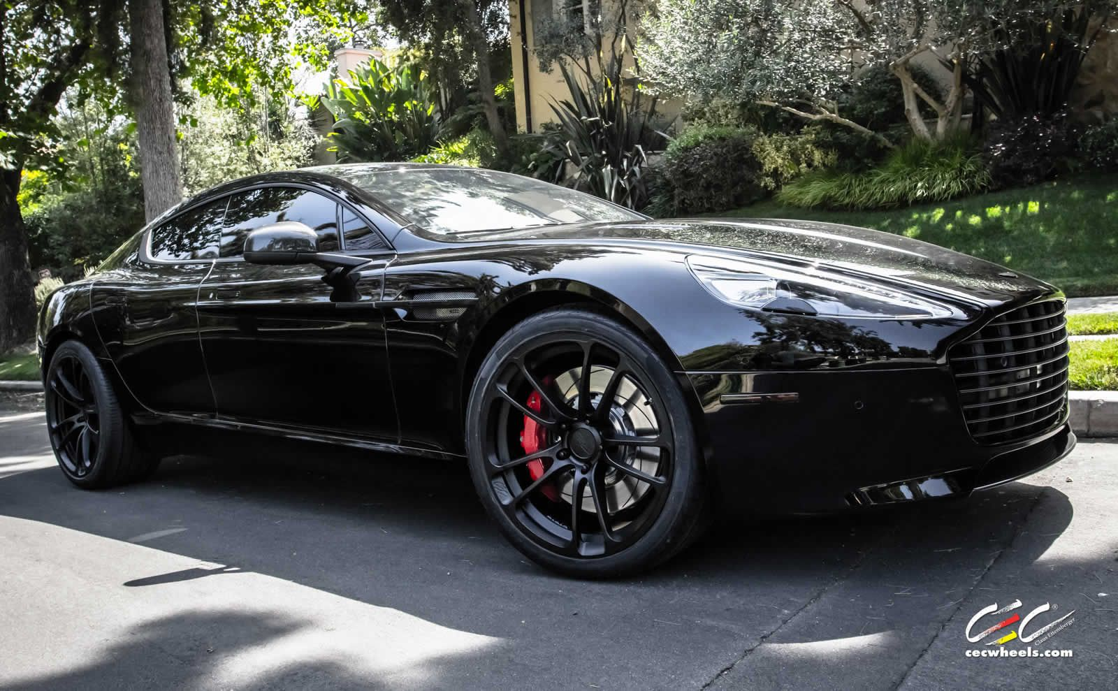 Aston Martin Rapide S With Cec Forged Wheels And Black Out Aston Martin Rapide Aston Martin Aston