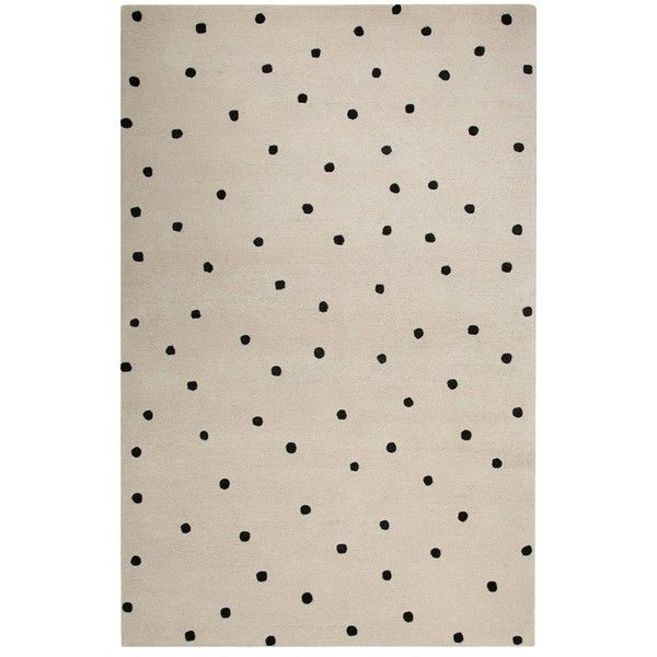 Kate Spade New York Gramercy Dots Rug Polka Dot Rug Handmade Area Rugs Rugs
