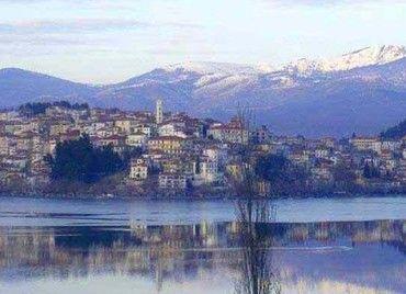 Arnissa, Vegoritida Lake