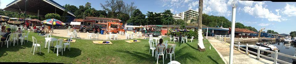 Iate Clube Jardim Guanabara, Ilha do Governador, novembro de 2015