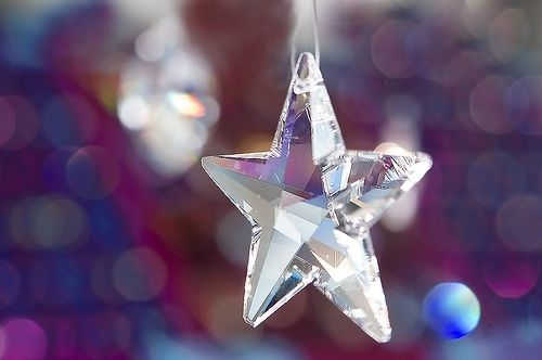 I always gotta have a piece of jewlery that has a star on it! Or anything with a star is in my room!