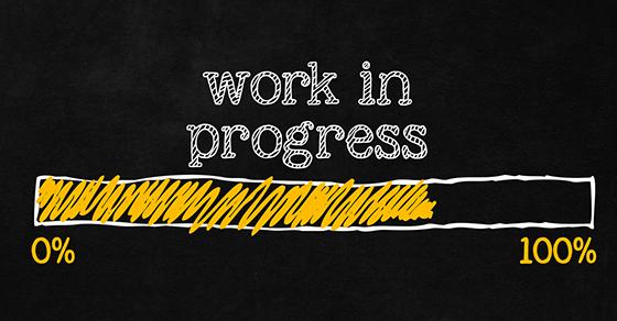 Auditing Work In Progress Fox Byrd Company Progress Work In Progress Progress Report