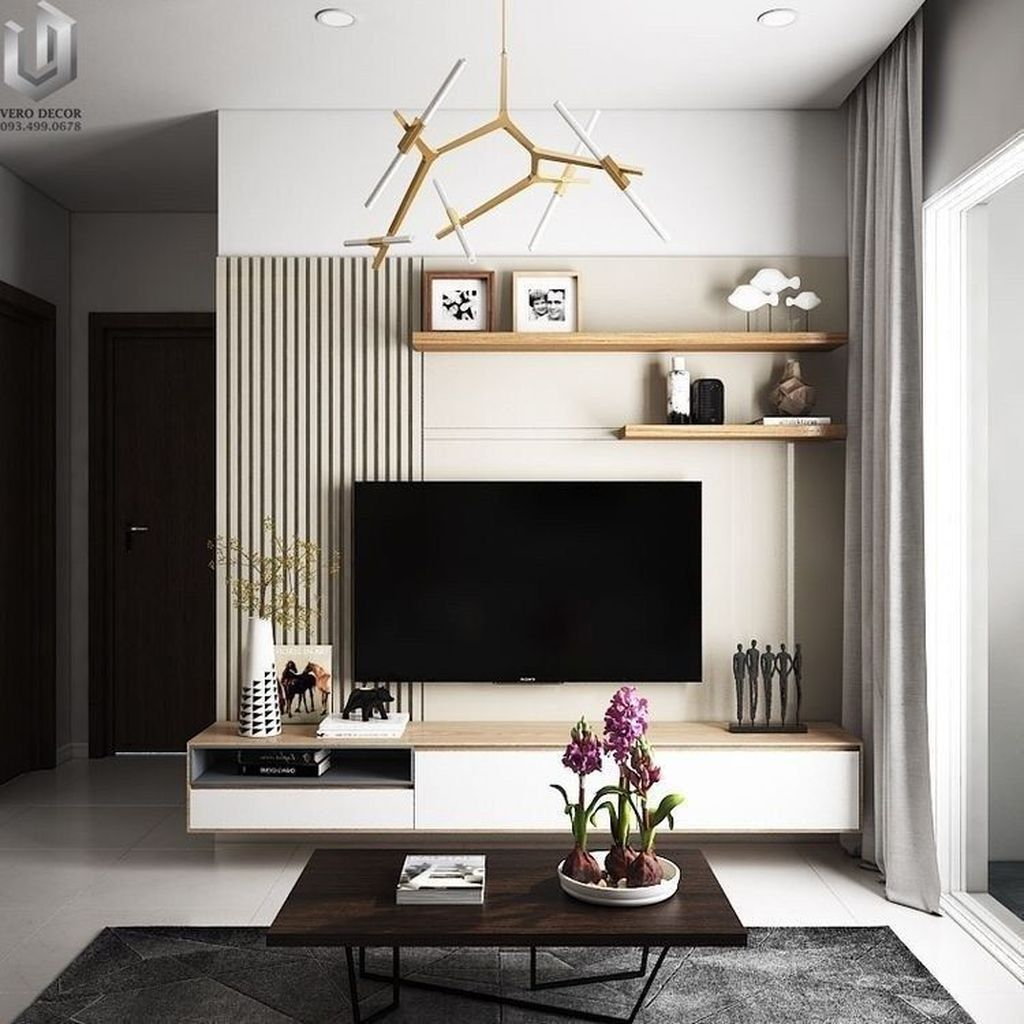 34 Wonderful Modern Apartment Decor Ideas You Will Love Living Room Design Small Spaces Living Room Decor Apartment Modern Apartment Design
