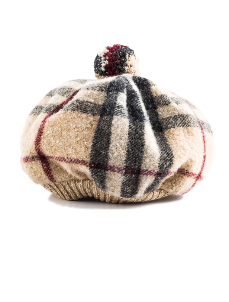 4959614da64 Burberry Wool Beret