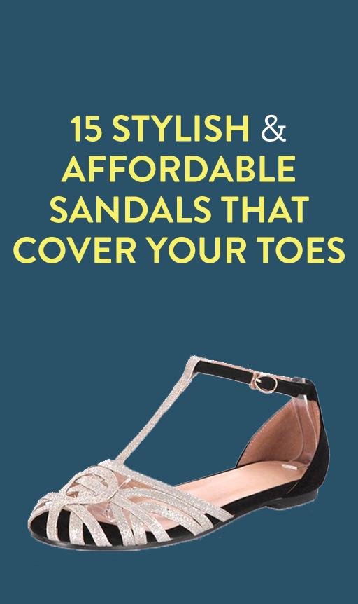 15 Stylish \u0026 Affordable Sandals That
