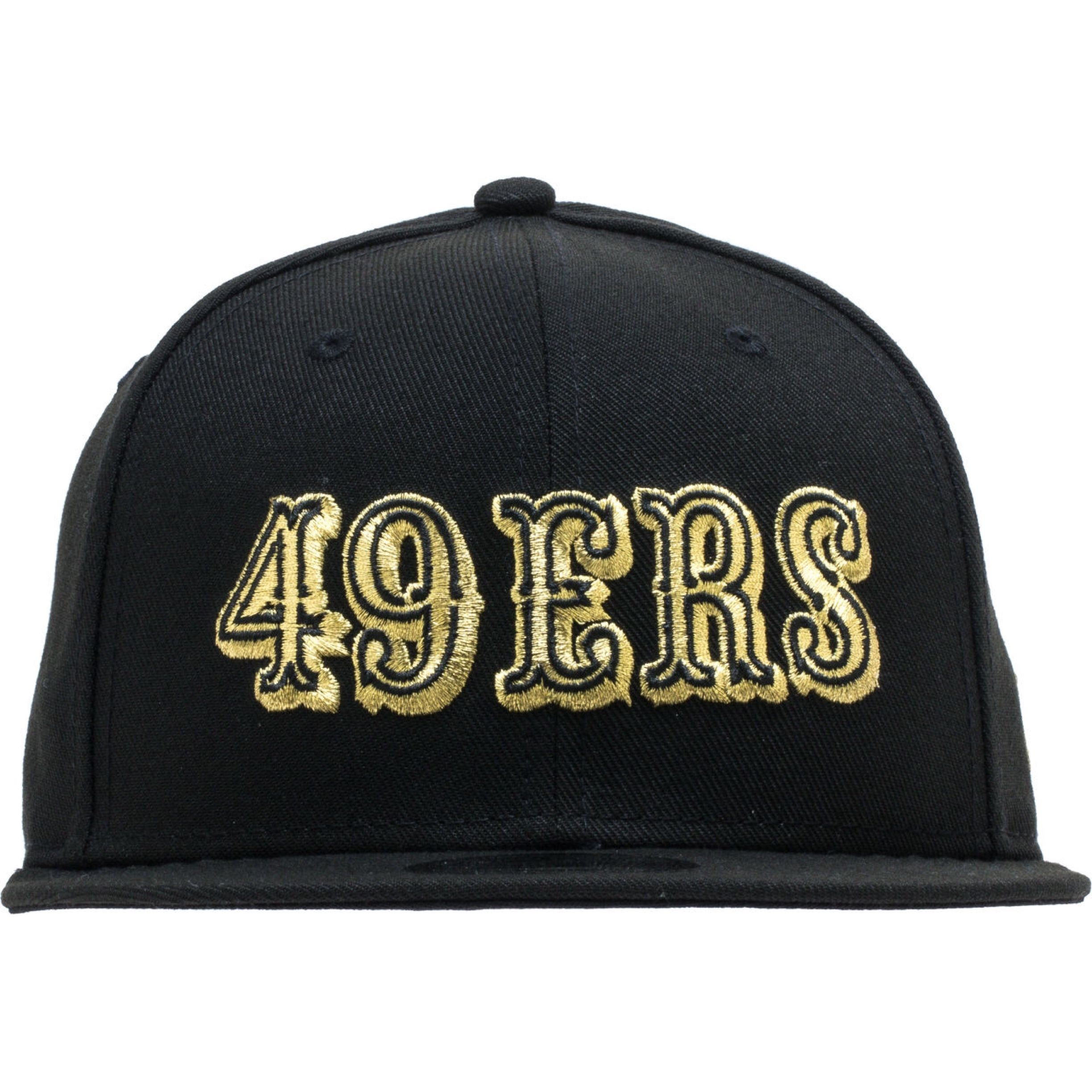 Exclusive New Era 59Fifty 49ers 72 Logo Hat - Red a6b21111ad2b