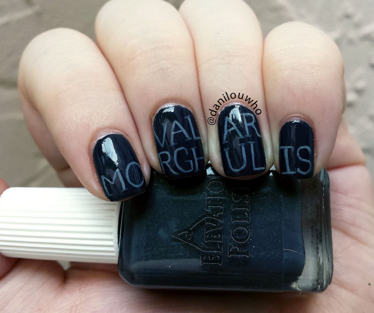 Some game of thrones nail art for the finale tonight! Not my ...