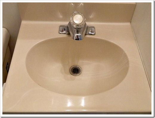 Link Party What Do You Want Your Blog To Be When It Grows Up With Images Painting A Sink Bathroom Sink Marble Sinks