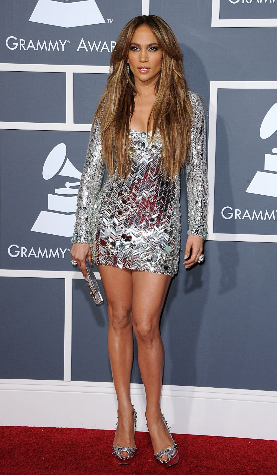 Jennifer Lopez - Grammys 2011