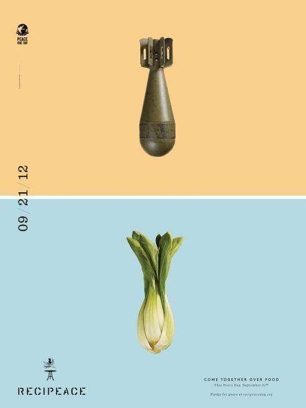 Recipeace: Bomb