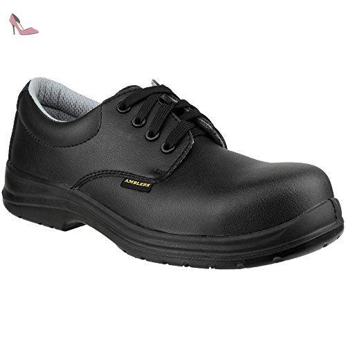 FS45 Antistatic Lace up Gibson Safety Shoe UK 12 EU 46 IgvwC2Me