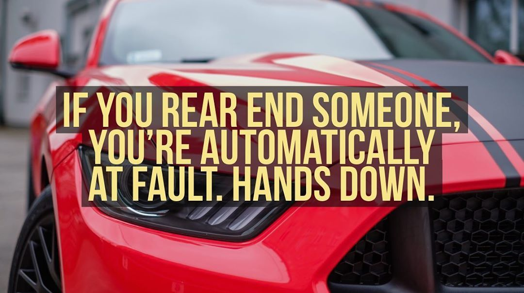 Don T Text And Drive An At Fault Accident Will Stay On Your