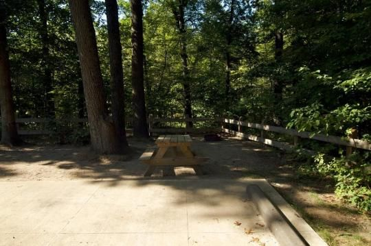 Site 063, Loop INDIANA DUNES CAMPGROUND ELECTRIC at INDIANA DUNES, IN