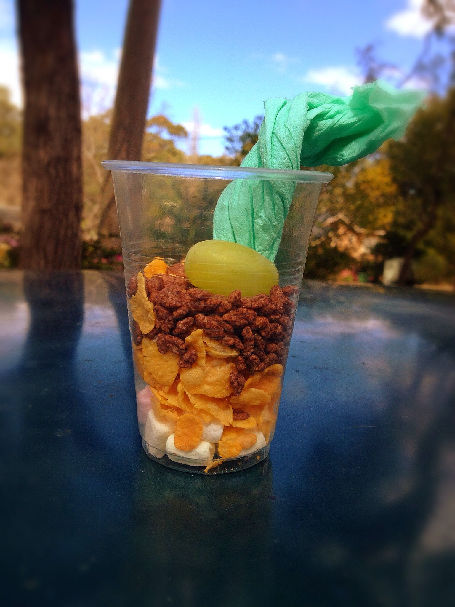 parable of the sower edible craft idea mini marshmallows for the
