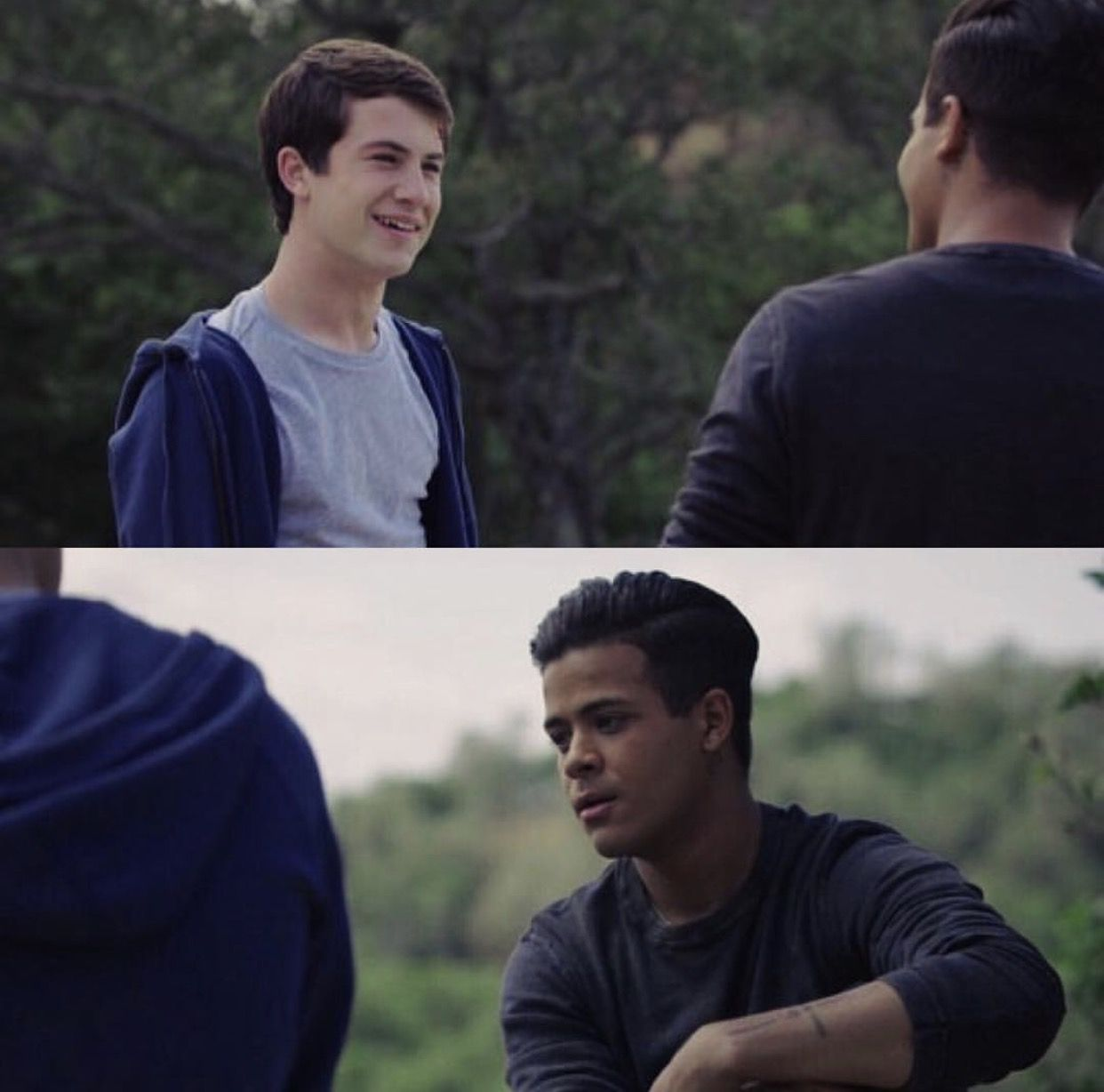 Clay and Tony - 13 Reasons Why | 13 Reasons Why (Netflix Original