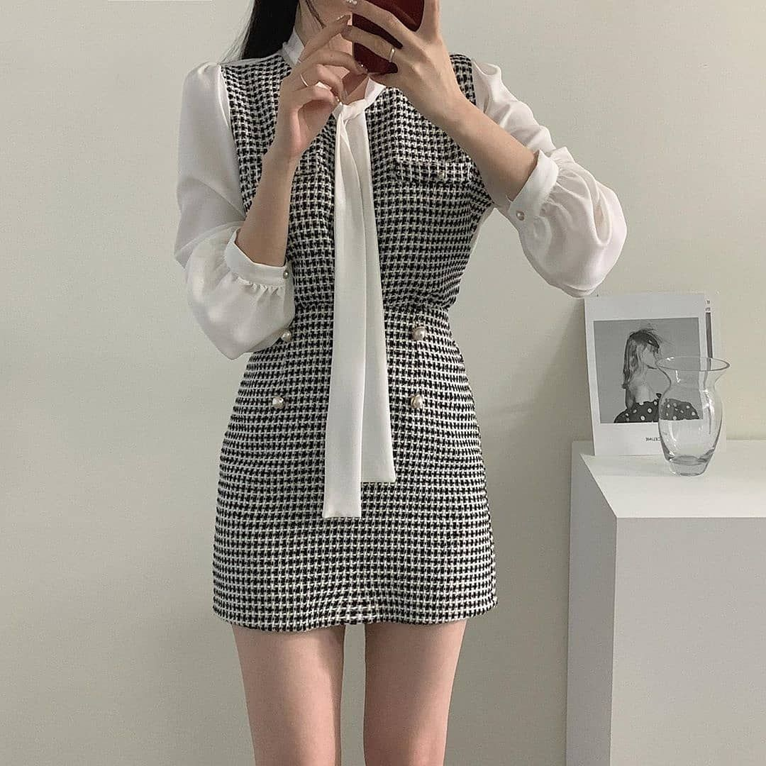 Women Classy Outfit Ideas Style Summer 2021 Sweet Korea Shopping Tiktok Highschool Kpop Fashion Outfits Classy Outfits Fashion Inspo Outfits
