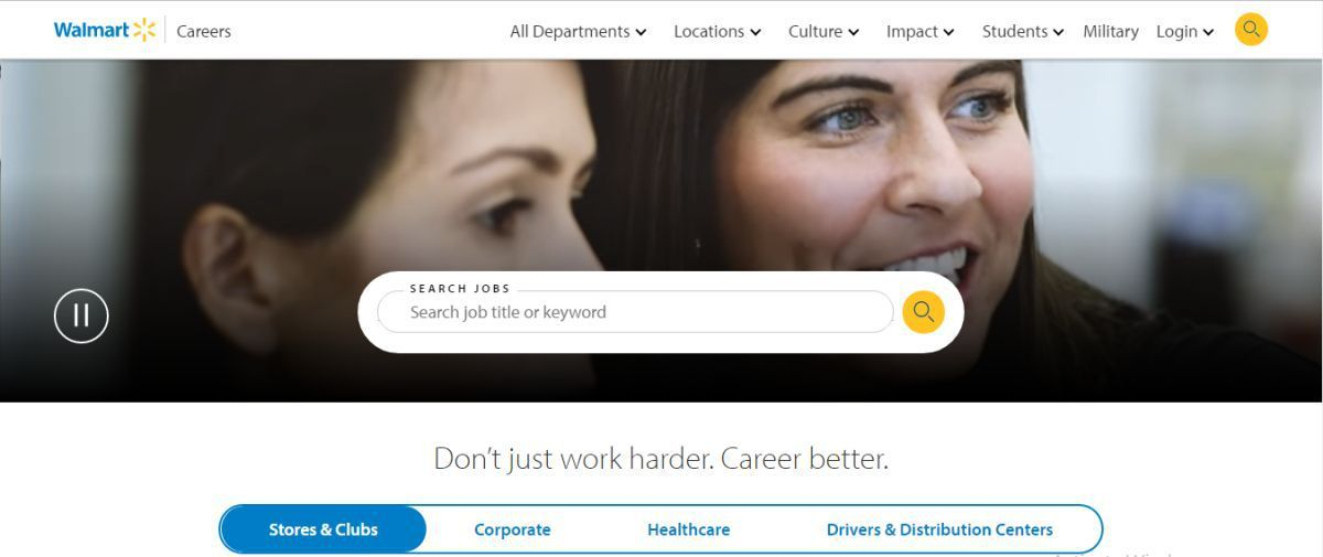 Put An End To Your Unemployment By Accessing Jobs At Walmart Careers!  Walmart Careers