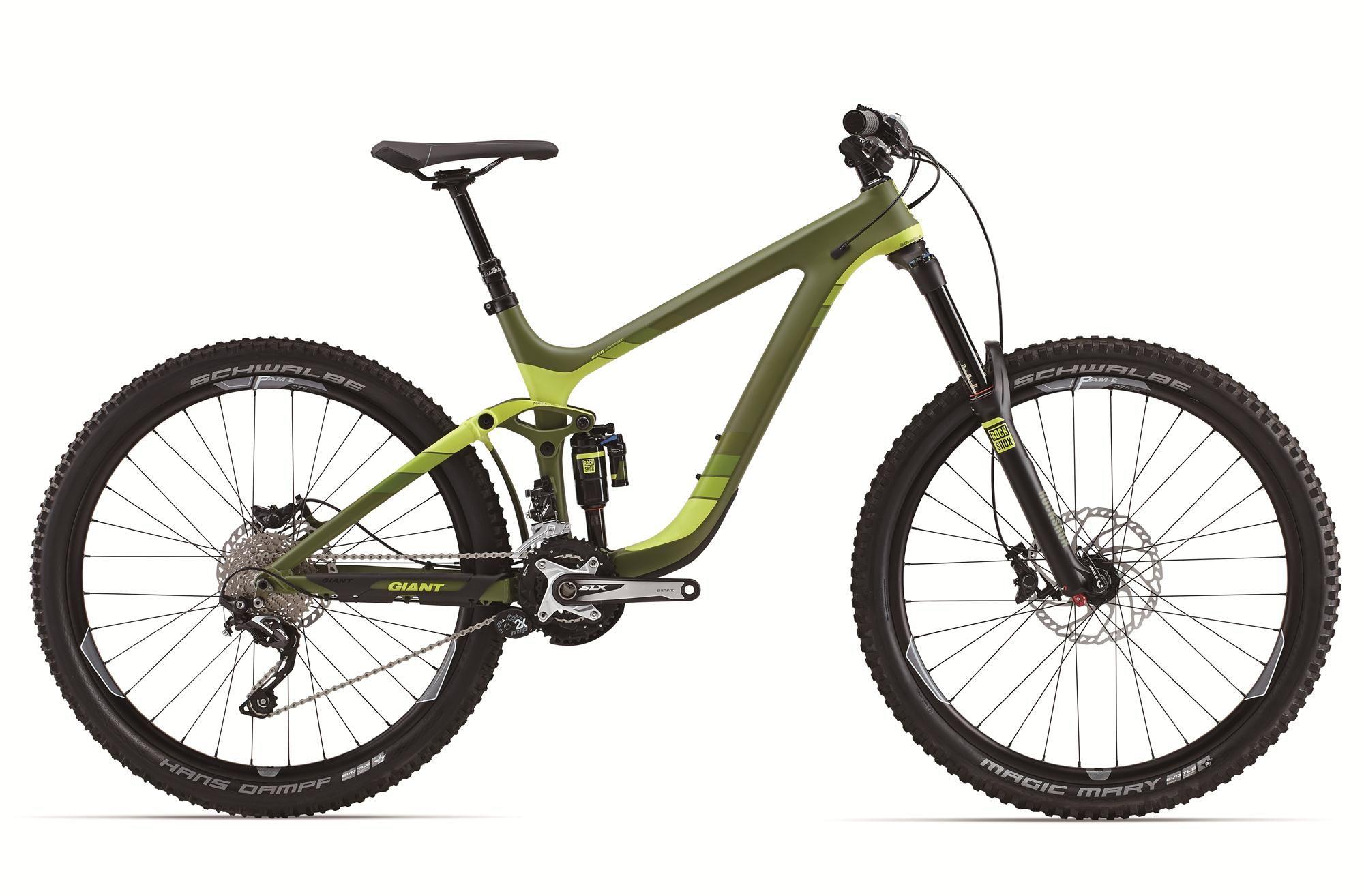 Reign Advanced 27_5 1 Green (Tire) Best mountain bikes