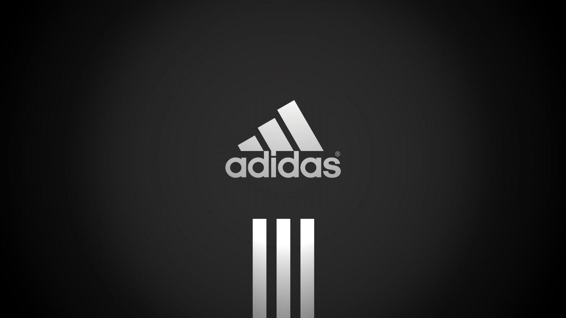 Adidas Black 1080p Hd Logo Desktop Wallpaper Places To Visit