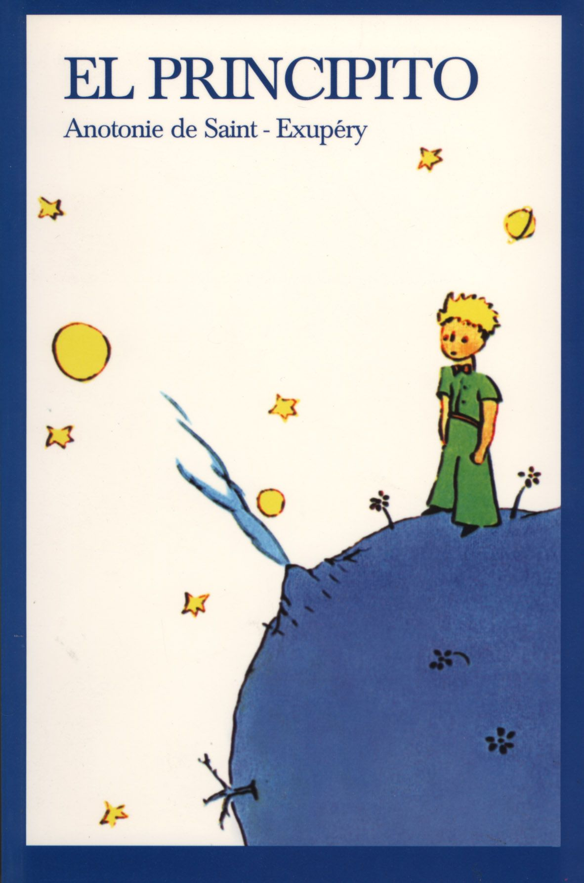the little prince pdf spanish