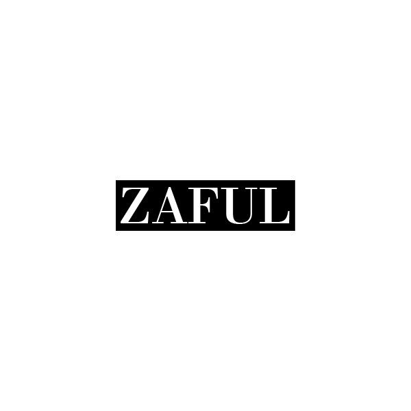 Zaful logo ❤ liked on Polyvore featuring logo, zaful, text, newspaper, words, phrase, quotes and saying