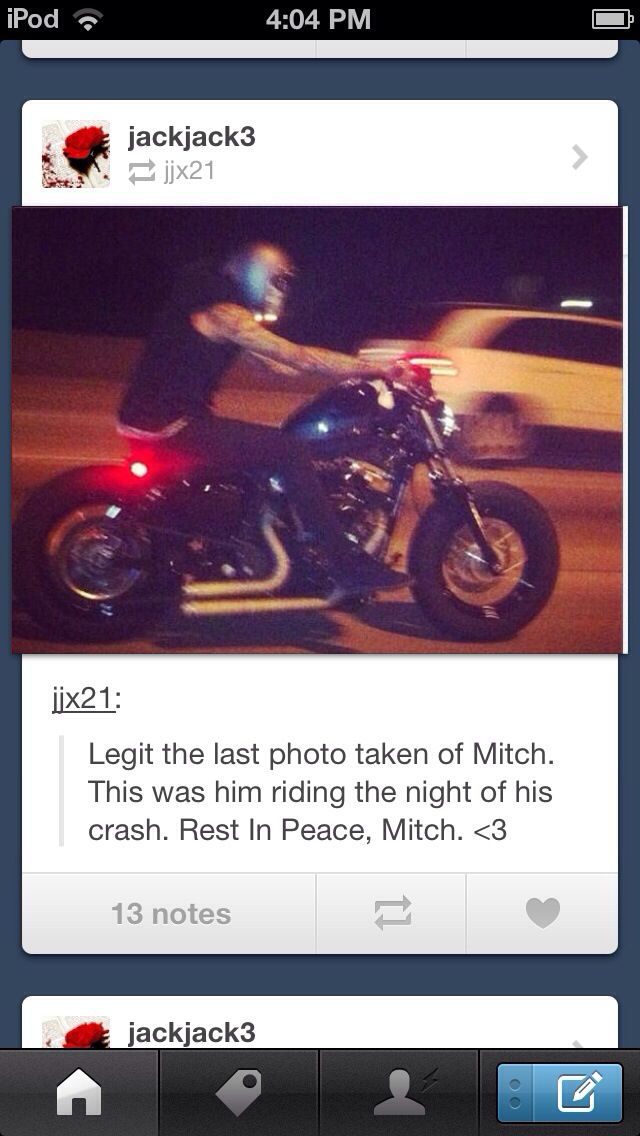 RIP Mitch Lucker - Riot - Wattpad