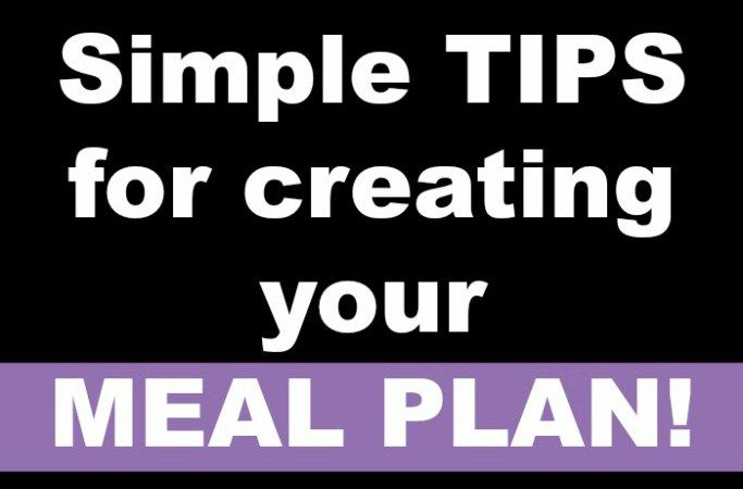 Simple tips to create a 21 Day Fix meal plan, including a free meal planner download and shopping list.