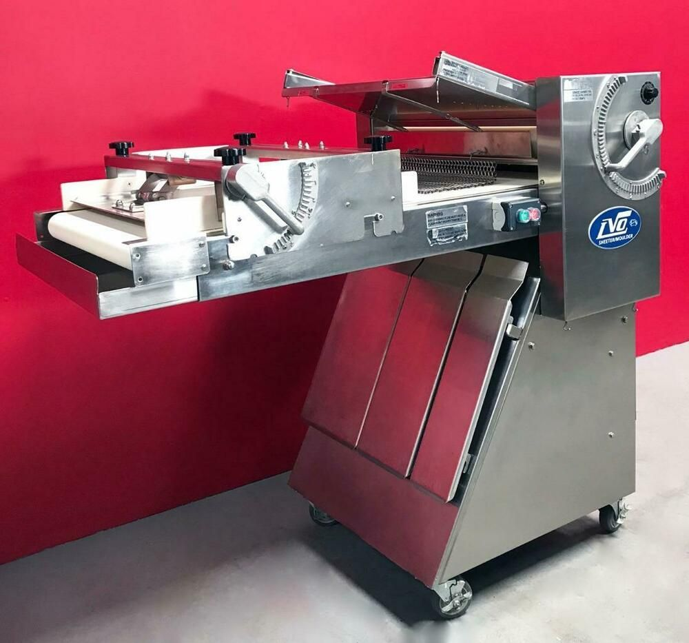 Lvo Sm24 Bakery Restaurant Kitchen Equipment 24 Dough Sheeter