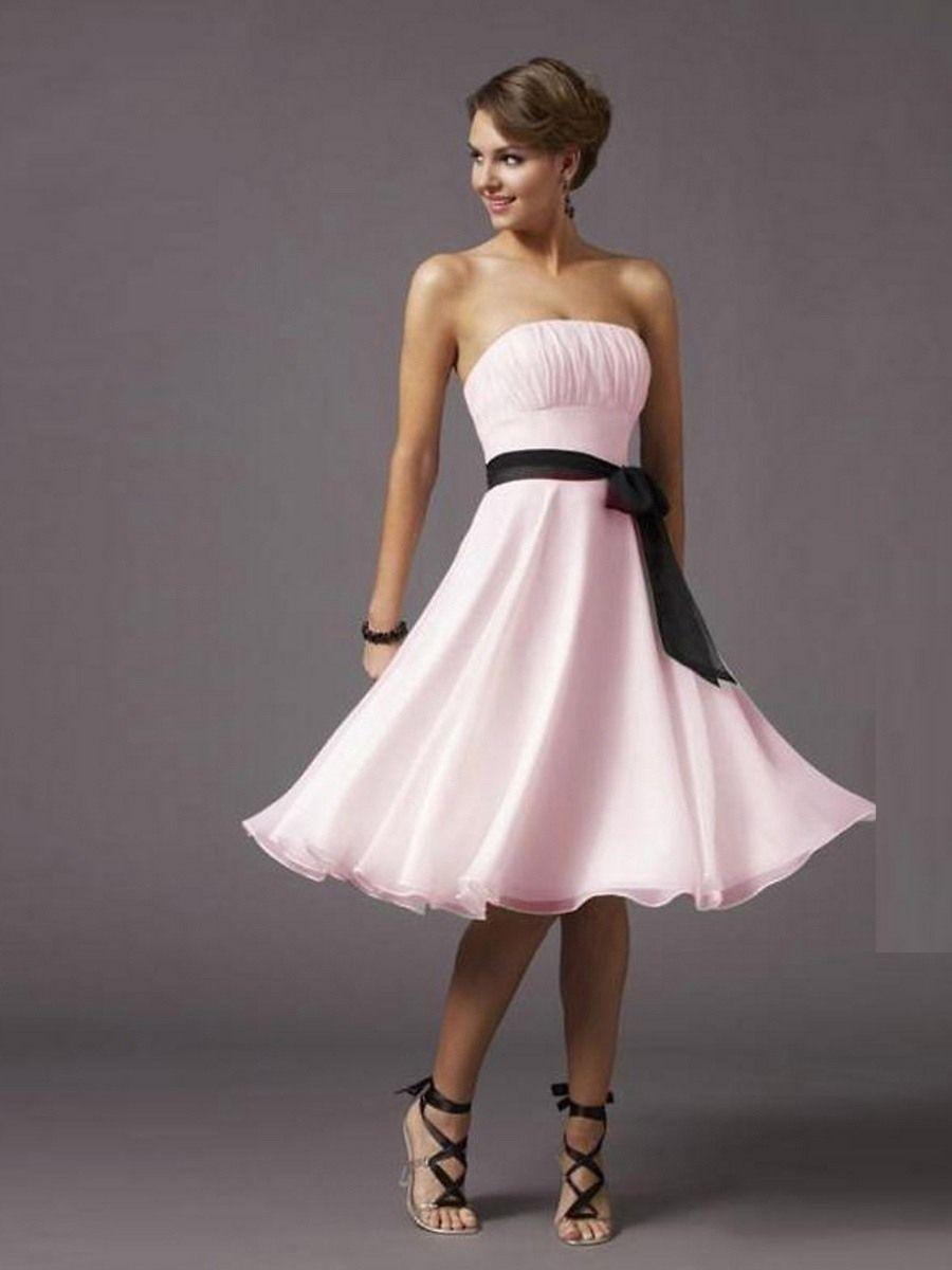 15 genial rosa kleid a linie vertrieb di 2020