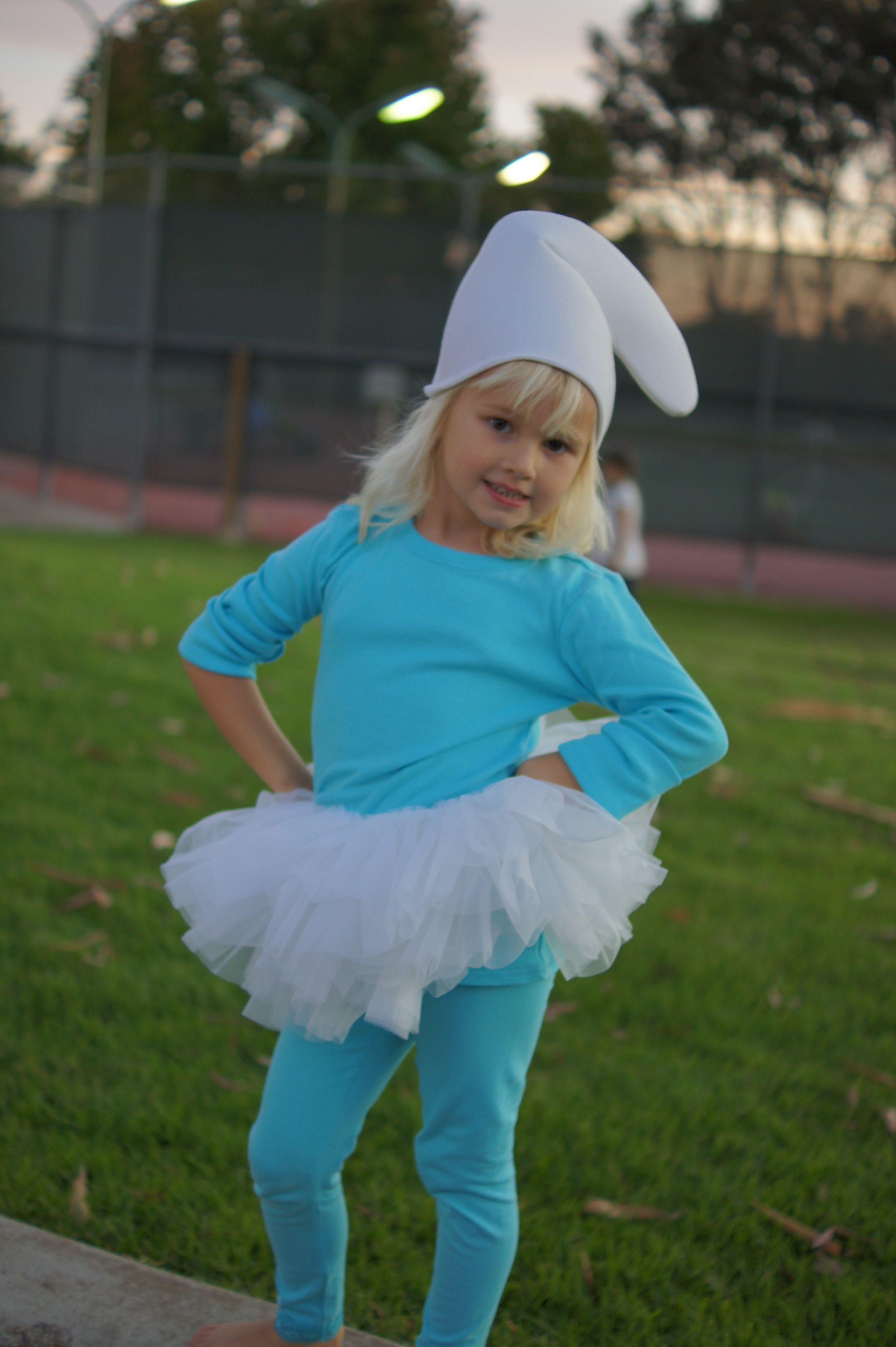 Smurfette Smurfs Halloween Costume 7ccca5917