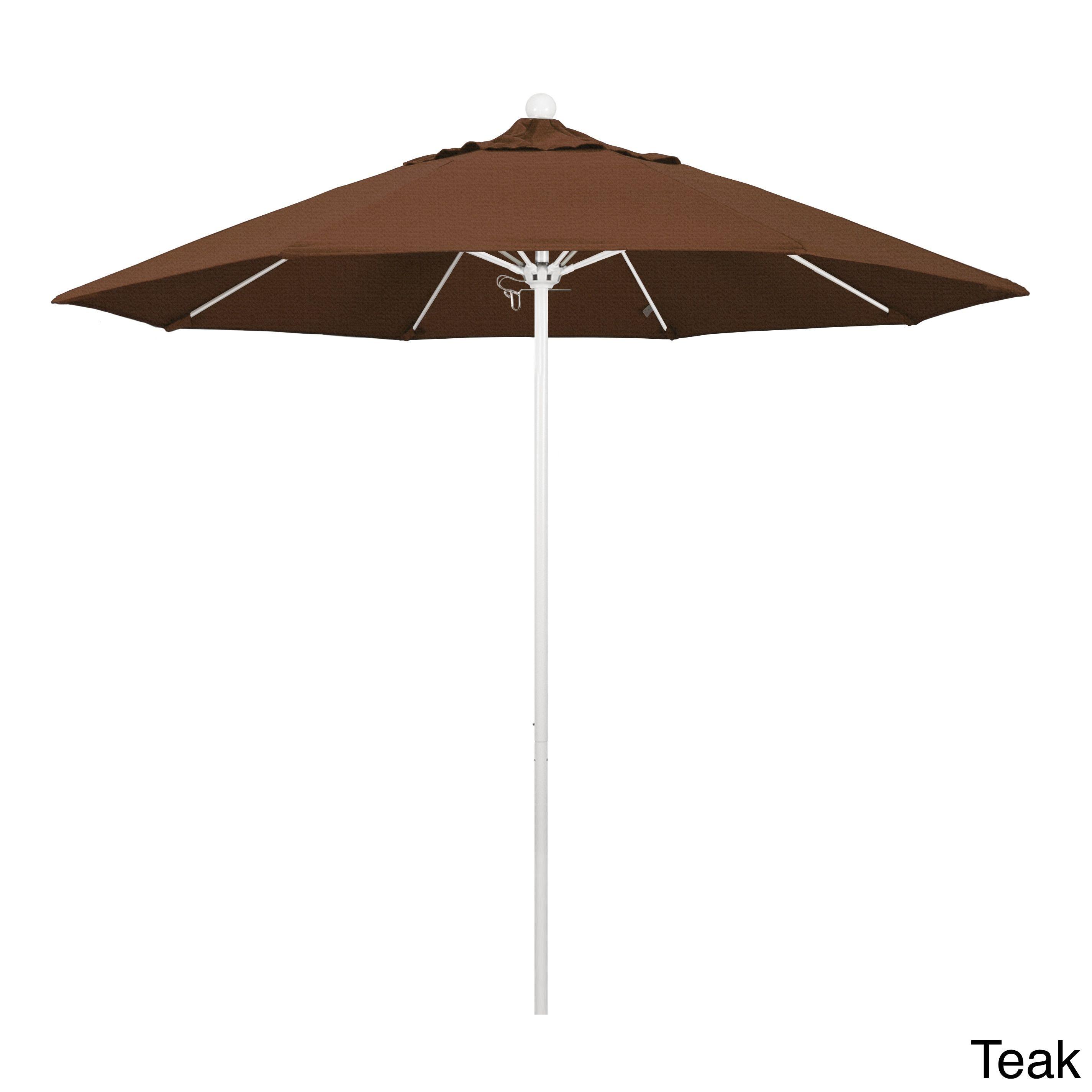 California Umbrella 9 Rd Aluminum Frame Fiberglass Rib Market