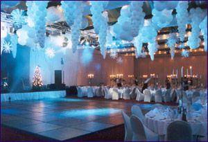 christmas party decorations - Google Search