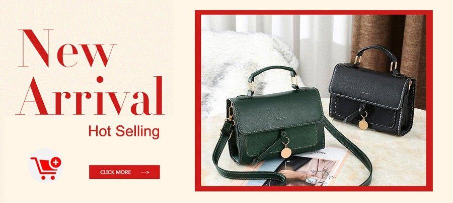 Moda Bolso de manera de mujer verano 2018 bolsa de bandolera