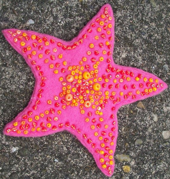 My Pink Starfish... by Queerliness on Etsy