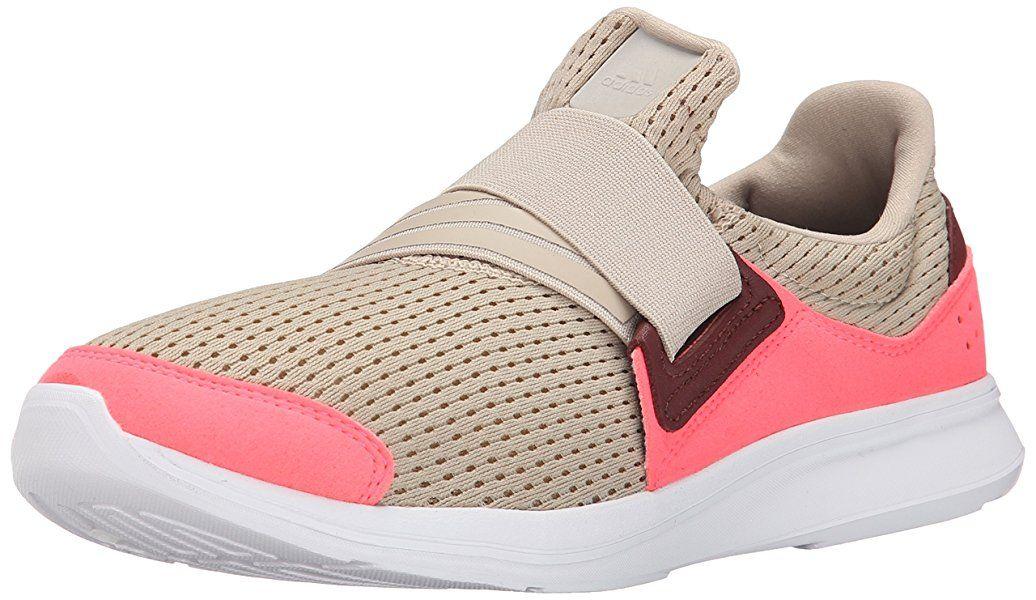 f2dcf3a67ca1ee adidas Performance Women s Lite Slip-On W Women s Running Shoe ...
