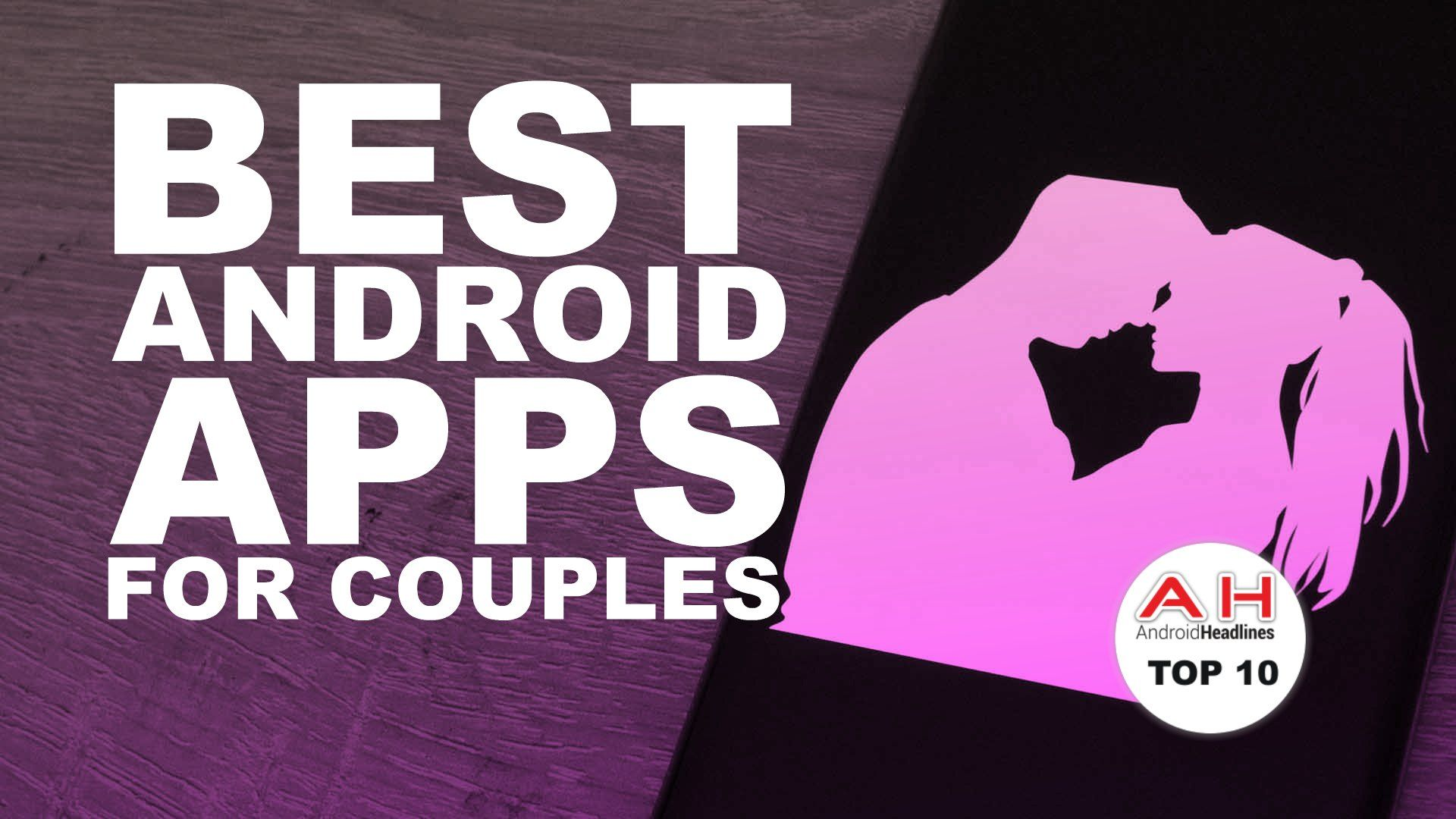 Top apps for couples