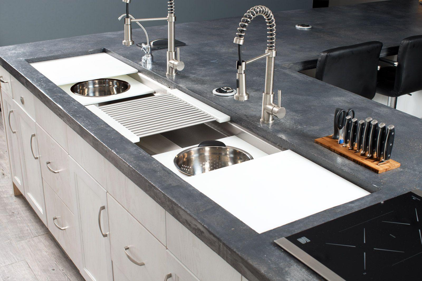 Ideal Workstation 7 Iws 7 Small Kitchen Sink Corner Sink