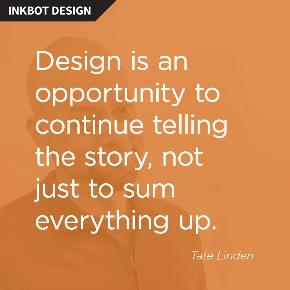 Great Quotations Great Graphicdesign Quote From Tate Linden  **awesome Finds
