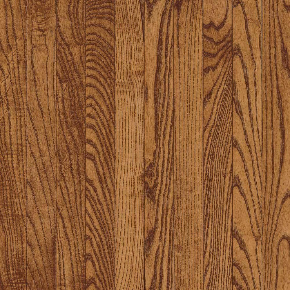 Bruce Oak Saddle Solid Hardwood Flooring 5 In X 7 In Take Home Sample Br 691558 Bruce Hardwood Floors Oak Hardwood Flooring Hardwood