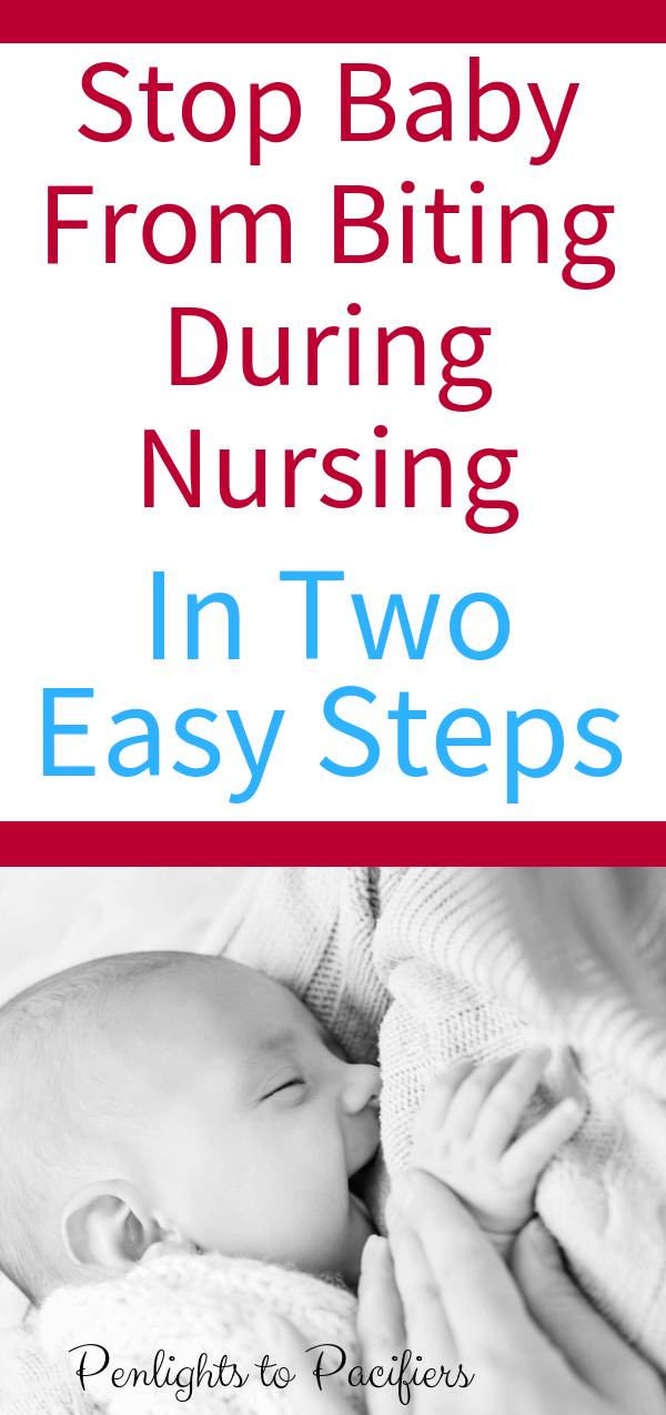 Baby Biting While Nursing? Here Is What You Can Do ...