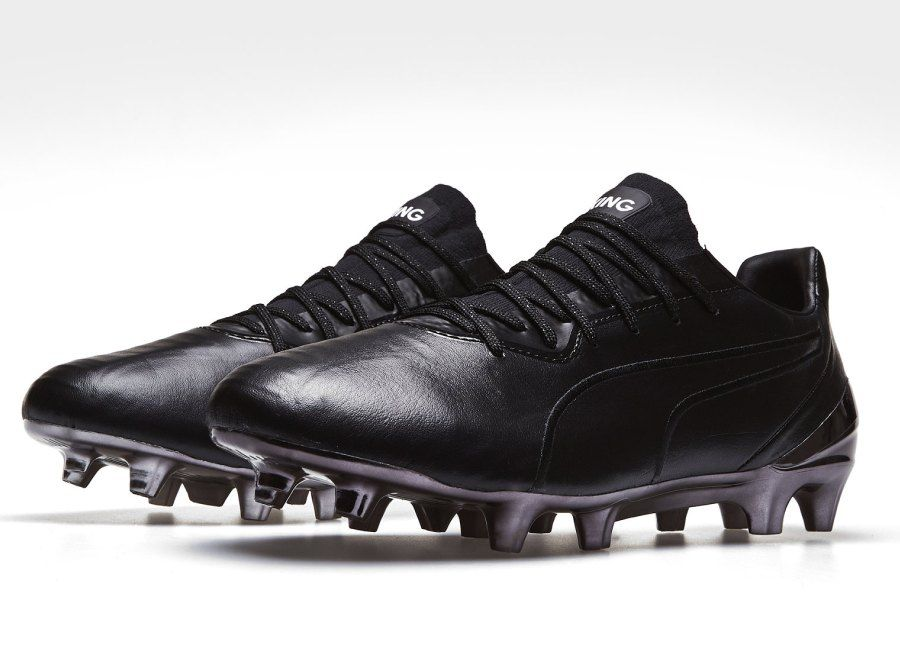 Puma King Platinum Fg Ag Puma Black Puma White Footballboots Pumafootball Football Boots Black Puma Black