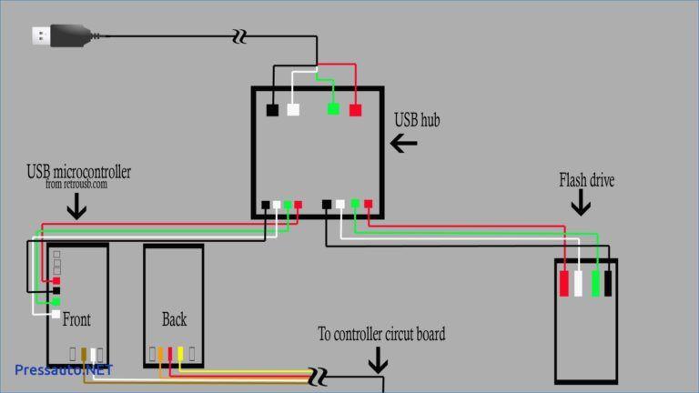 micro wiring diagram diagrams schematics and usb wire