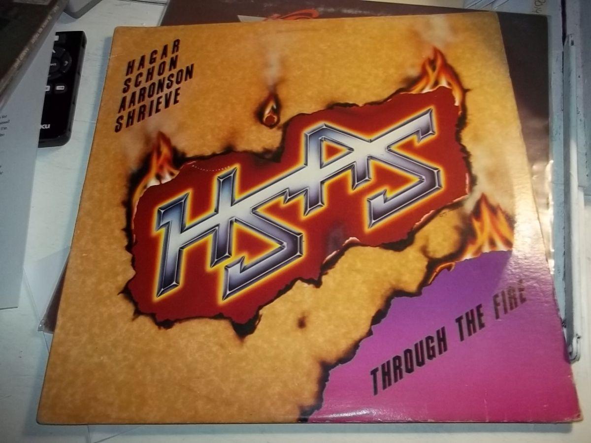 Hsas Through The Fire Sammy Hagar And Neal Schon Sammy Hagar Neal Schon Food