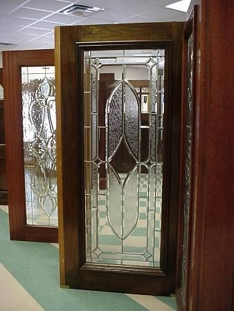 Beveled glass- full bourbon street door & Beveled glass- full bourbon street door | For the House ... Pezcame.Com