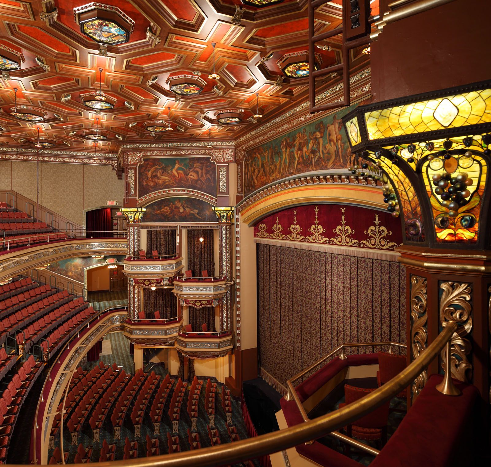 Belasco Theater, New York | Belasco Theater New York | Cool Places I ...