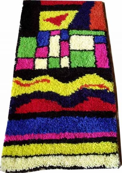 Colourful Rug
